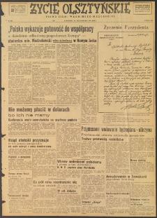 Życie Olsztyńskie : pismo ziemi warmińsko-mazurskiej, 1947, nr 168