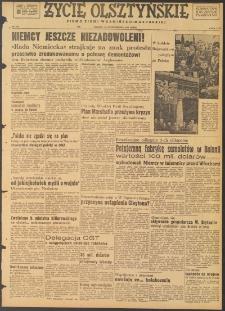 Życie Olsztyńskie : pismo ziemi warmińsko-mazurskiej, 1947, nr 170