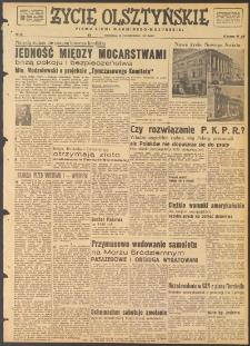 Życie Olsztyńskie : pismo ziemi warmińsko-mazurskiej, 1947, nr 171