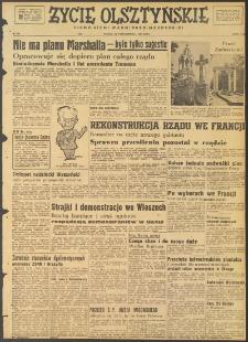Życie Olsztyńskie : pismo ziemi warmińsko-mazurskiej, 1947, nr 176