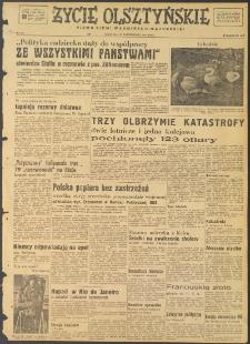Życie Olsztyńskie : pismo ziemi warmińsko-mazurskiej, 1947, nr 178