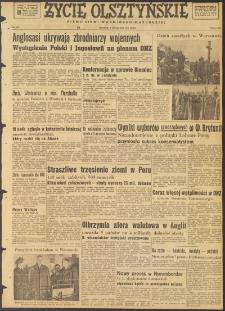 Życie Olsztyńskie : pismo ziemi warmińsko-mazurskiej, 1947, nr 186