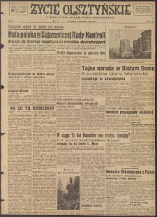 Życie Olsztyńskie : pismo ziemi warmińsko-mazurskiej, 1947, nr 188