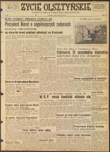 Życie Olsztyńskie : pismo ziemi warmińsko-mazurskiej, 1947, nr 200