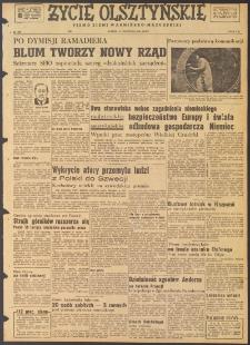 Życie Olsztyńskie : pismo ziemi warmińsko-mazurskiej, 1947, nr 203