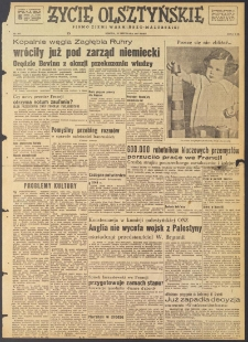 Życie Olsztyńskie : pismo ziemi warmińsko-mazurskiej, 1947, nr 204
