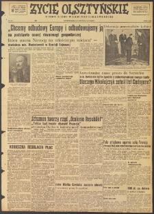 Życie Olsztyńskie : pismo ziemi warmińsko-mazurskiej, 1947, nr 206