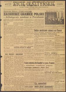 Życie Olsztyńskie : pismo ziemi warmińsko-mazurskiej, 1947, nr 211