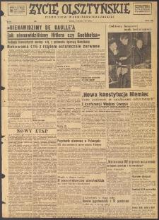 Życie Olsztyńskie : pismo ziemi warmińsko-mazurskiej, 1947, nr 215