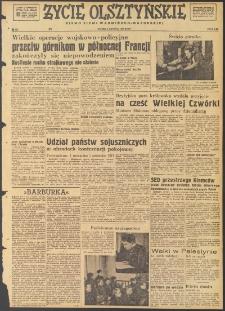 Życie Olsztyńskie : pismo ziemi warmińsko-mazurskiej, 1947, nr 217