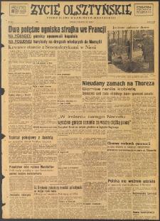 Życie Olsztyńskie : pismo ziemi warmińsko-mazurskiej, 1947, nr 218