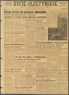 Życie Olsztyńskie : pismo ziemi warmińsko-mazurskiej, 1947, nr 219