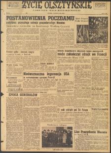Życie Olsztyńskie : pismo ziemi warmińsko-mazurskiej, 1947, nr 220