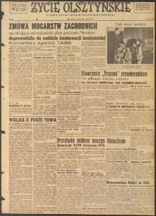 Życie Olsztyńskie : pismo ziemi warmińsko-mazurskiej, 1947, nr 229