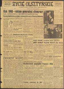 Życie Olsztyńskie : pismo ziemi warmińsko-mazurskiej, 1947, nr 233