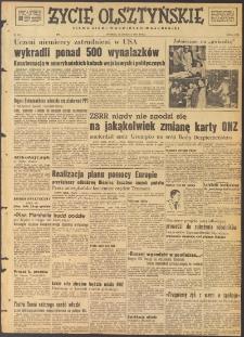 Życie Olsztyńskie : pismo ziemi warmińsko-mazurskiej, 1947, nr 234