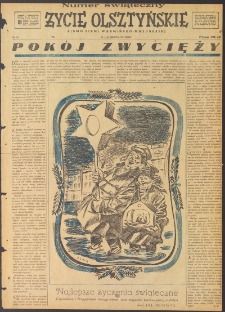 Życie Olsztyńskie : pismo ziemi warmińsko-mazurskiej, 1947, nr 235