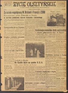 Życie Olsztyńskie : pismo ziemi warmińsko-mazurskiej, 1947, nr 236