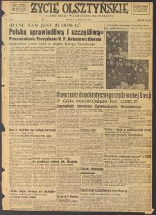 Życie Olsztyńskie : pismo ziemi warmińsko-mazurskiej, 1947, nr 237