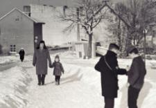 Ulica Warszawska w Mrągowie. [7]