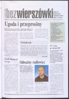 Bez Wierszówki, 2005, nr 3