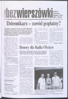 Bez Wierszówki, 2005, nr 5