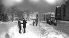 Ulica Warszawska w Mrągowie. [8]