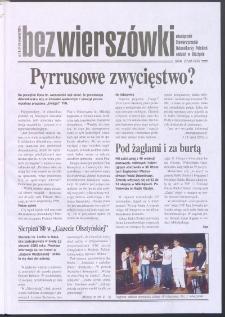 Bez Wierszówki, 2005, nr 7-9