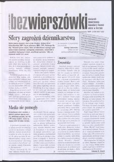 Bez Wierszówki, 2005, nr 10