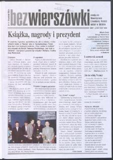Bez Wierszówki, 2005, nr 12