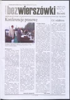 Bez Wierszówki, 2006, nr 5