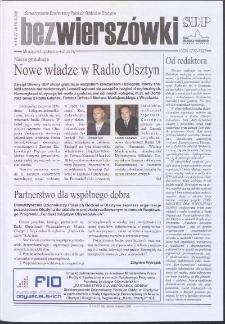 Bez Wierszówki, 2006, nr 8-9