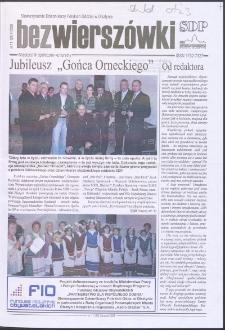 Bez Wierszówki, 2006, nr 11
