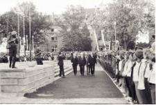 [Uroczystość na Placu Zwycięstwa w Mrągowie 1969. 1]