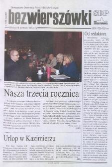Bez Wierszówki, 2007, nr 5