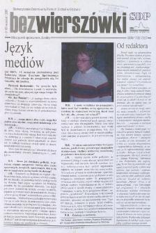 Bez Wierszówki, 2007, nr 9