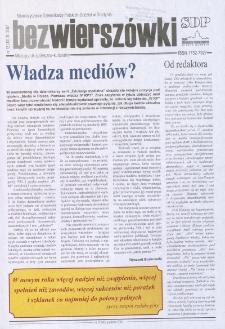 Bez Wierszówki, 2007, nr 12