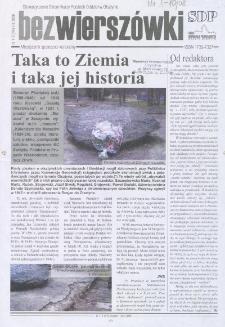 Bez Wierszówki, 2008, nr 1-2