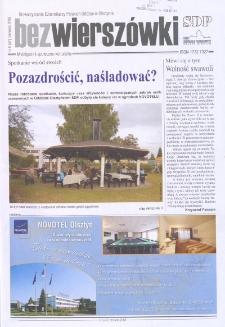 Bez Wierszówki, 2008, nr 6