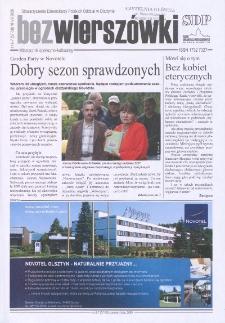 Bez Wierszówki, 2009, nr 6-7