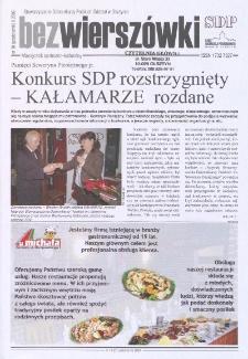 Bez Wierszówki, 2009, nr 10