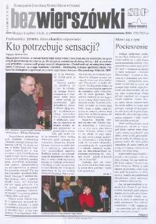 Bez Wierszówki, 2010, nr 3-4