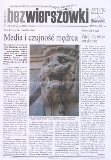Bez Wierszówki, 2010, nr 5