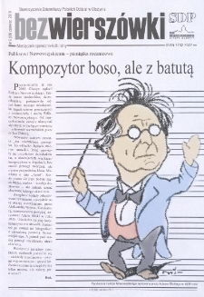Bez Wierszówki, 2010, nr 6