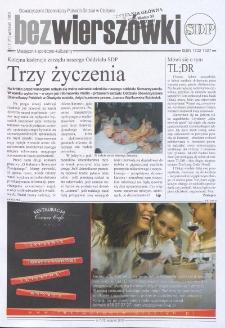 Bez Wierszówki, 2010, nr 7