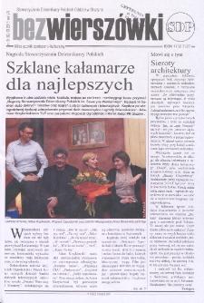 Bez Wierszówki, 2011, nr 9