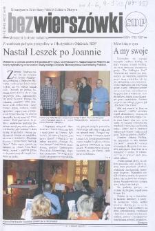Bez Wierszówki, 2012, nr 1-2