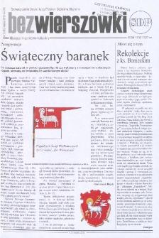 Bez Wierszówki, 2012, nr 3