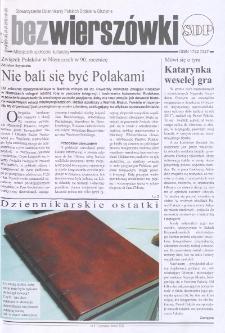 Bez Wierszówki, 2012, nr 6