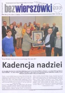 Bez Wierszówki, 2013, nr 6